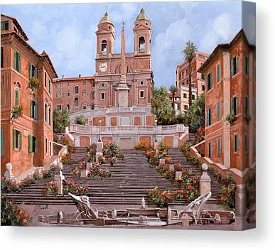 Roma Canvas Prints
