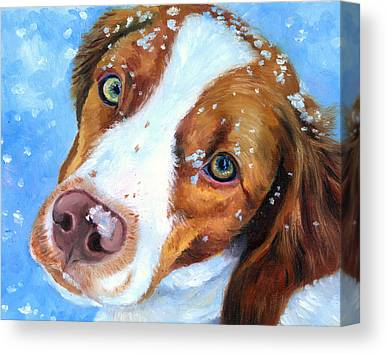 Brittany Canvas Prints