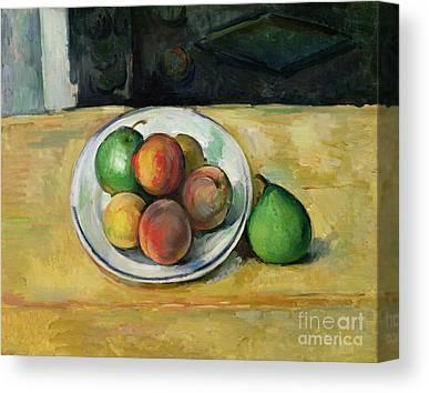 Cezanne Paintings Canvas Prints