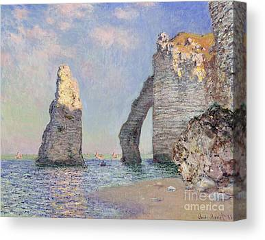 Rocks Paintings Canvas Prints