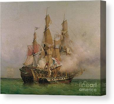 1736 Canvas Prints