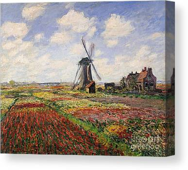Holland Paintings Canvas Prints