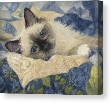 Animal Quilts Canvas Prints