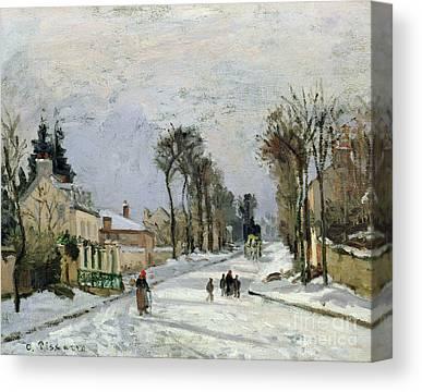 Camille Pissarro Canvas Prints