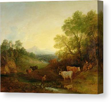 Thomas Gainsborough Canvas Prints