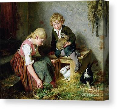 1833 Canvas Prints