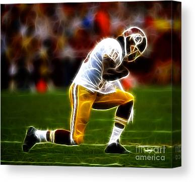 Tebowing Canvas Prints