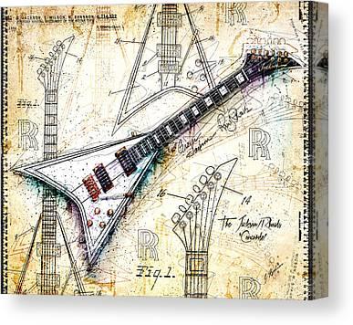 Concorde Canvas Prints