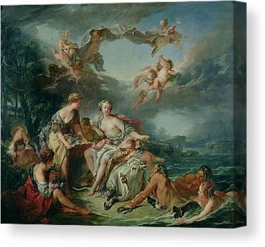 Amoretti Canvas Prints