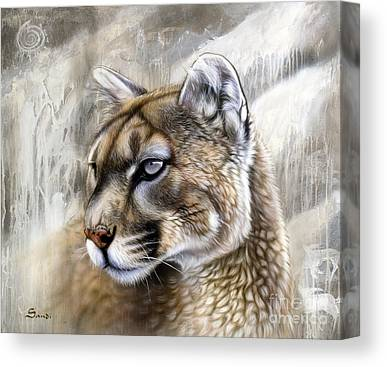Panther Canvas Prints