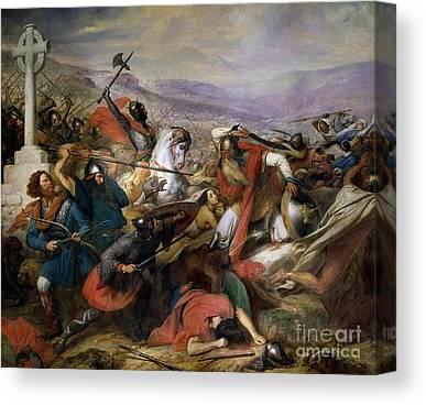 Martyrs Canvas Prints