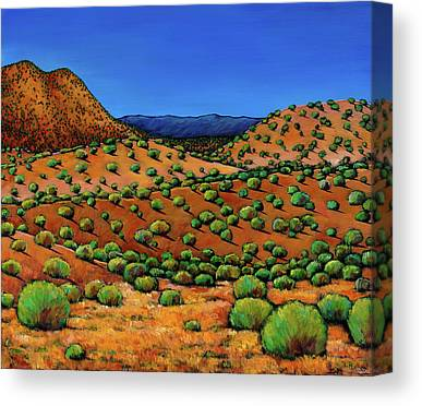Landscape Artwork Canvas Prints