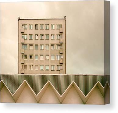 Architectur Photographs Canvas Prints