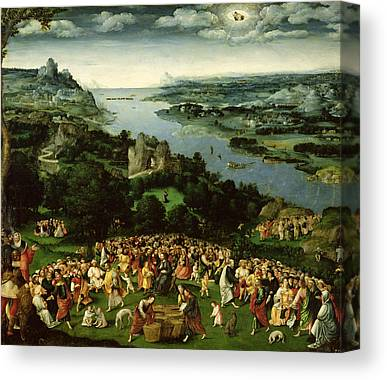 Apostle Philip Canvas Prints
