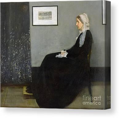 The Grey Canvas Prints