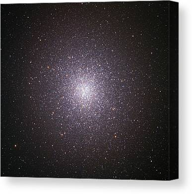 Canada-france-hawaii Telescope Canvas Prints