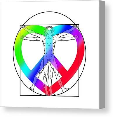 Peace And Harmony Canvas Prints