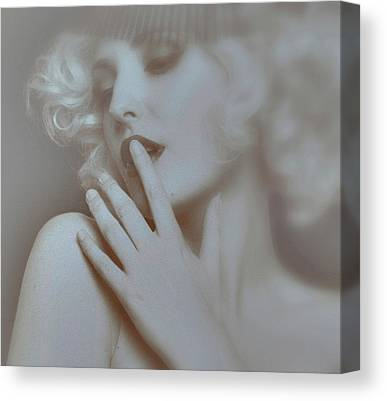 Sensuality Canvas Prints