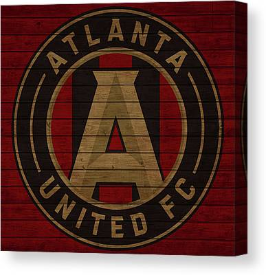 Atlanta United Fc Canvas Prints