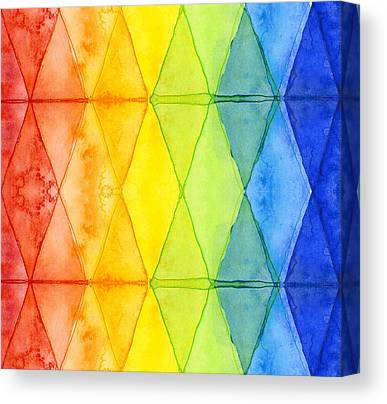 Geometric Canvas Prints