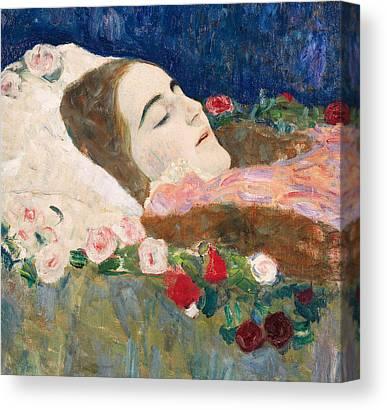 Unconscious On Canvas Prints