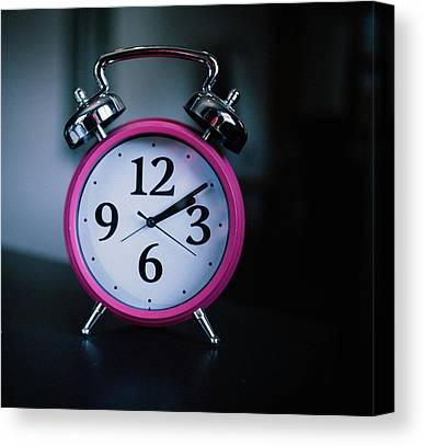 Alarm Canvas Prints
