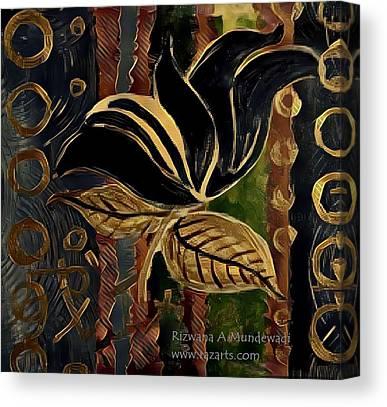 Rizwana Canvas Prints