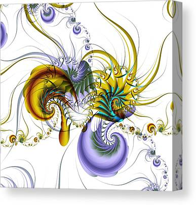 Kaleidoscope Canvas Prints