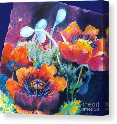 Kathy Braud Rrws Canvas Prints