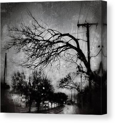 Ritchie Highway Canvas Prints