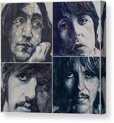Four Canvas Prints