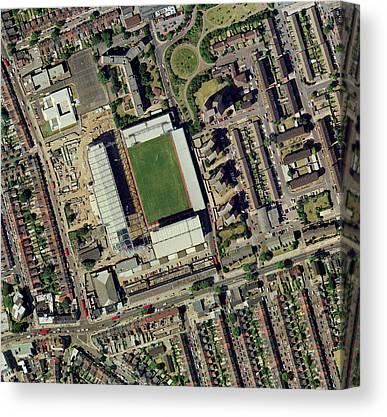 West Ham United Fc Canvas Prints
