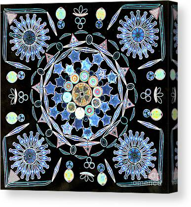 Diatom Canvas Prints