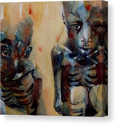 Refuges Canvas Prints