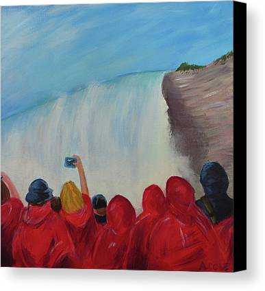 Niagara Falls Paintings Limited Time Promotions