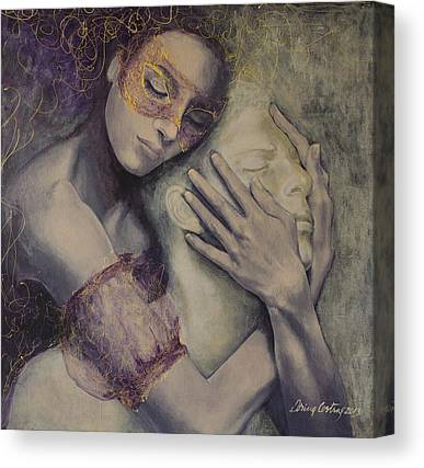Romance Paintings Canvas Prints