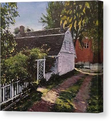 Ridgewood Paintings Canvas Prints