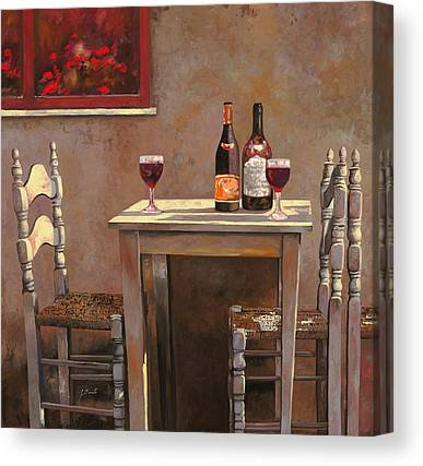 Drinks Canvas Prints