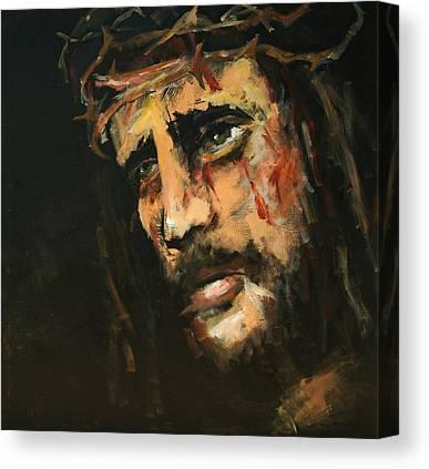 Holy Week Canvas Prints