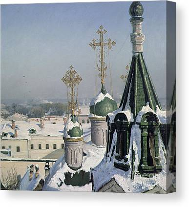 Eastern Europe Canvas Prints