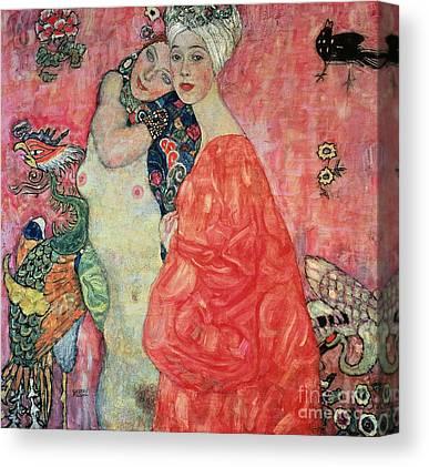 Intimacy Canvas Prints