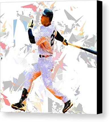 Baseball Uniform Paintings Limited Time Promotions