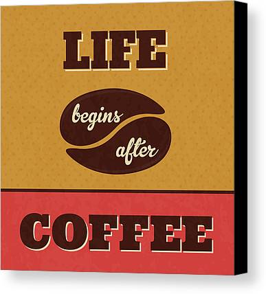 Designs Similar to Life Begins After Coffee
