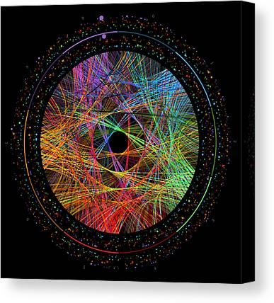 Math Canvas Prints