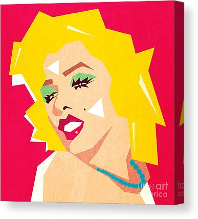 Andy Warhol Canvas Prints