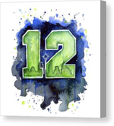 12 Canvas Prints