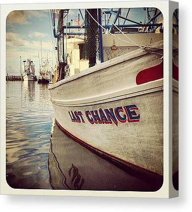 Mississippi Canvas Prints