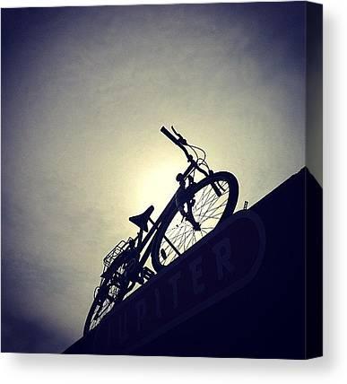 Tour De France Canvas Prints