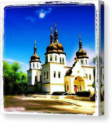 Orthodox Art Canvas Prints