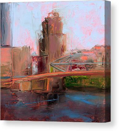 Southside Paintings Canvas Prints